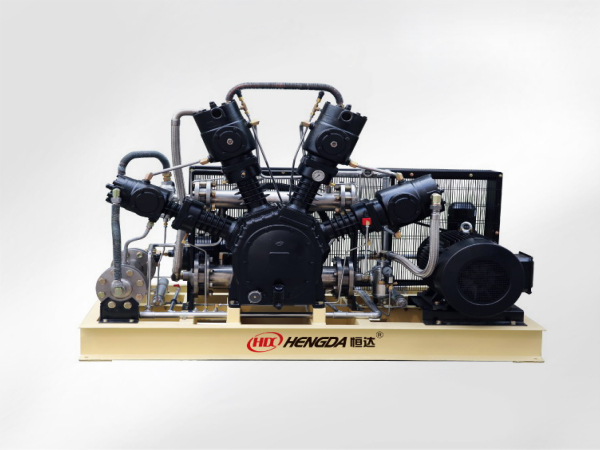S-oil-free water-cooled booster compressor